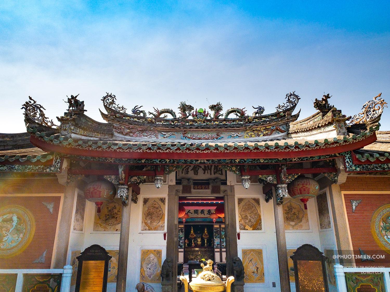 Hội Quán Triều Châu Hội An - hơn 150 năm hình thành và phát triển ở Phố Hội