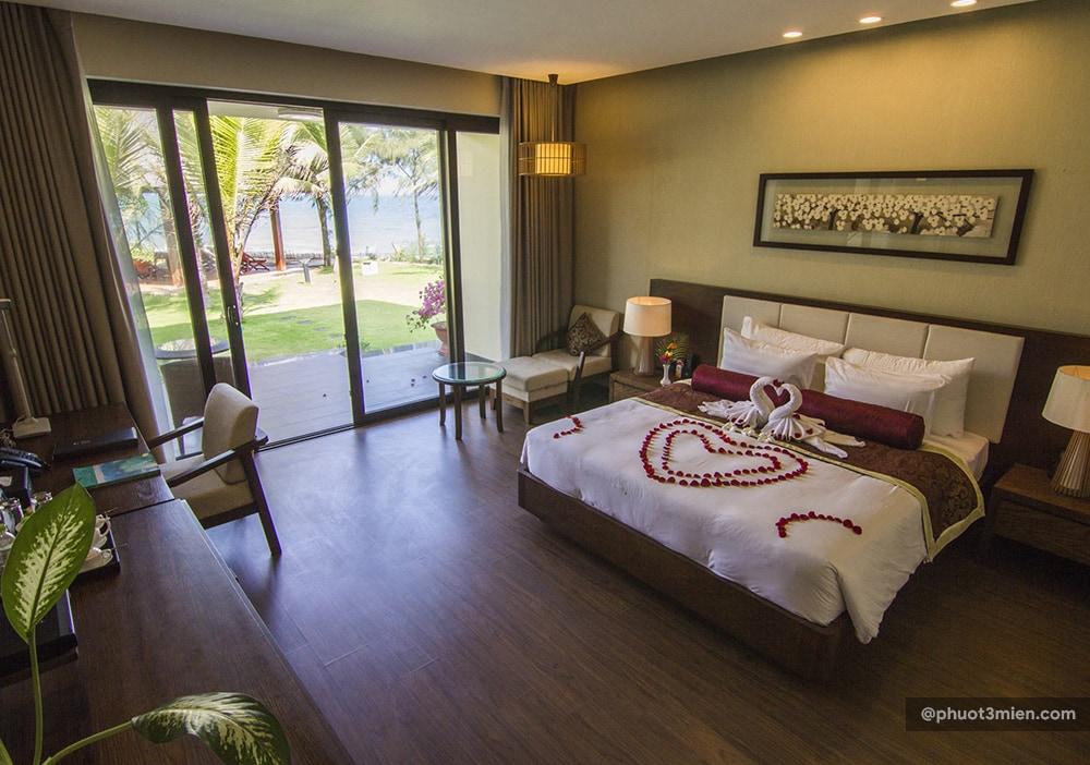 phòng nghỉ tại Hương Phong REsort