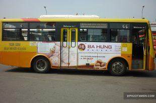 xe buýt đà nẵng hội an