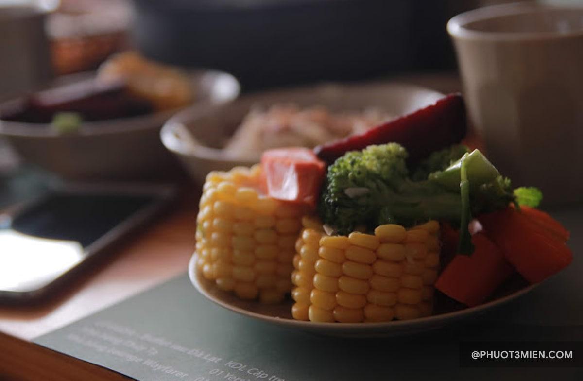 rau đà lạt tại laguda