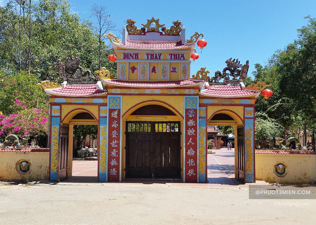 Dinh Thầy Thím Lagi Bình Thuận