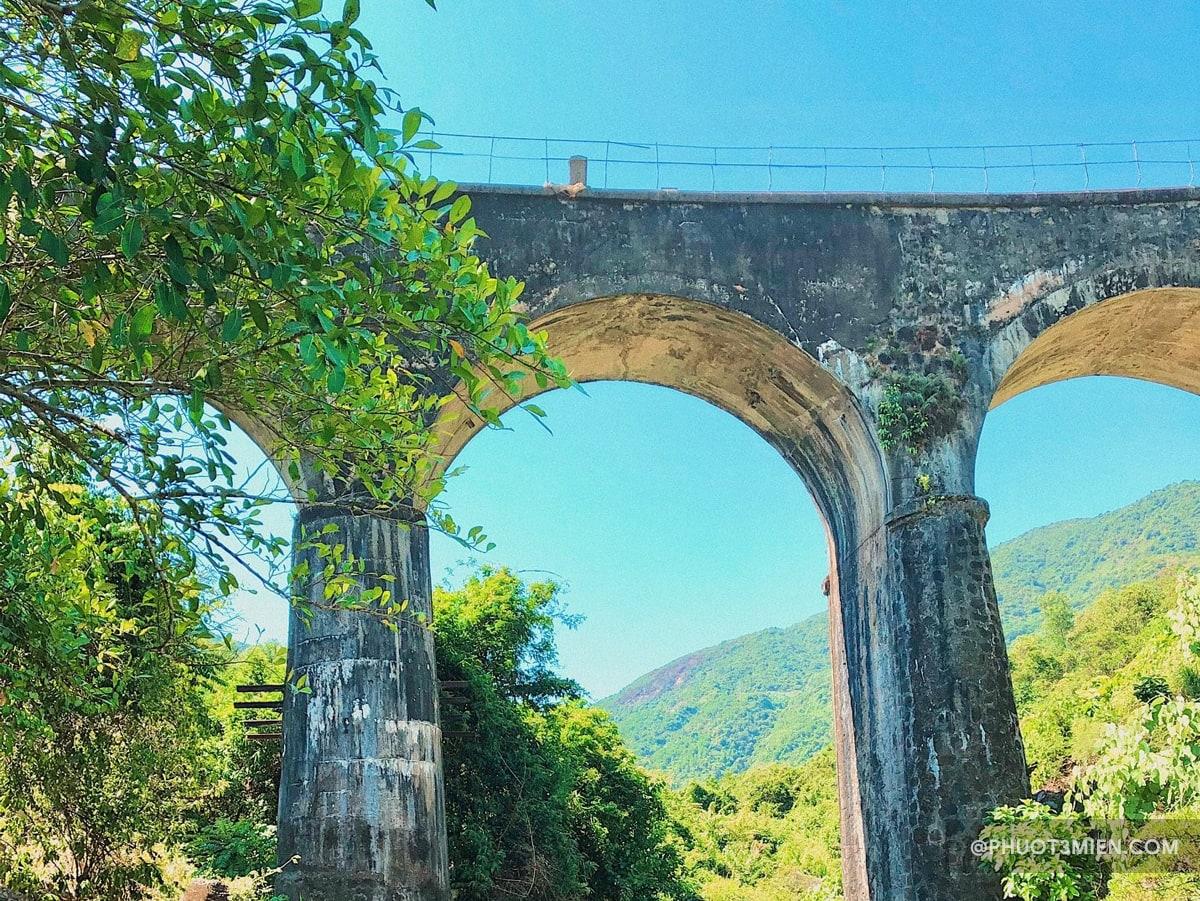 Cầu Vòm Đồn Cả Huế