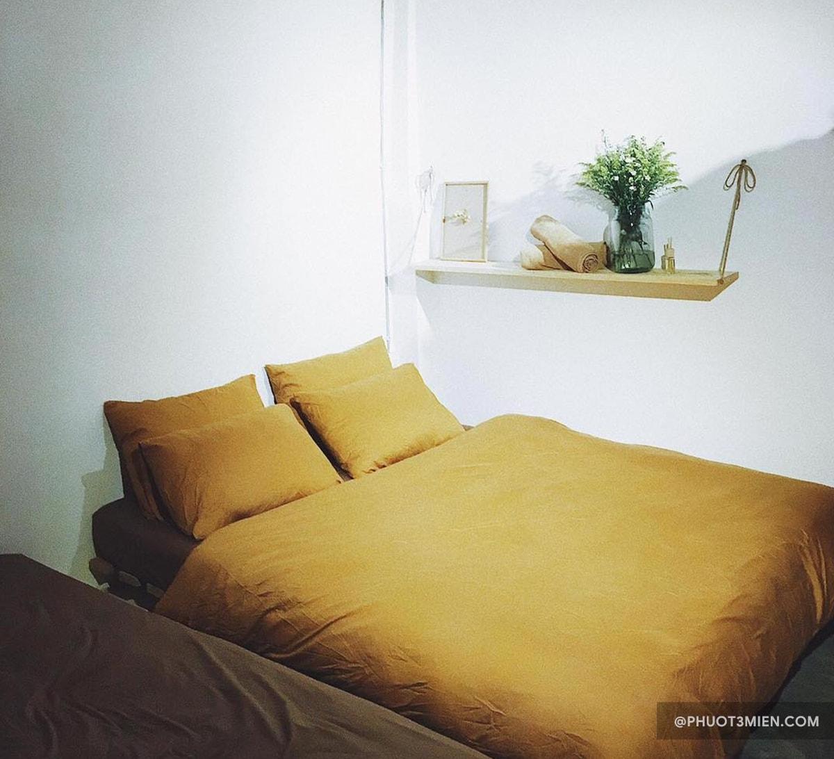 phòng ngủ homestay đêm nay em ngủ có ngon không ở đà lạt