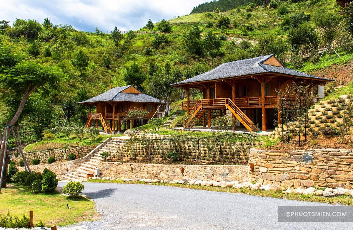 mountain view bungalow
