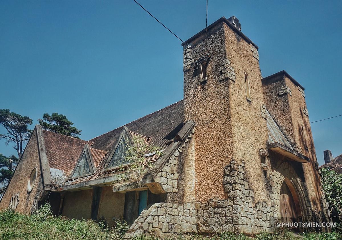 Nhà Nguyện Dòng Franciscaines