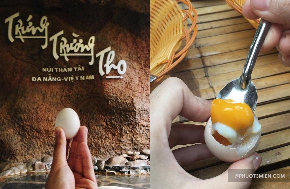 trứng trường thọ