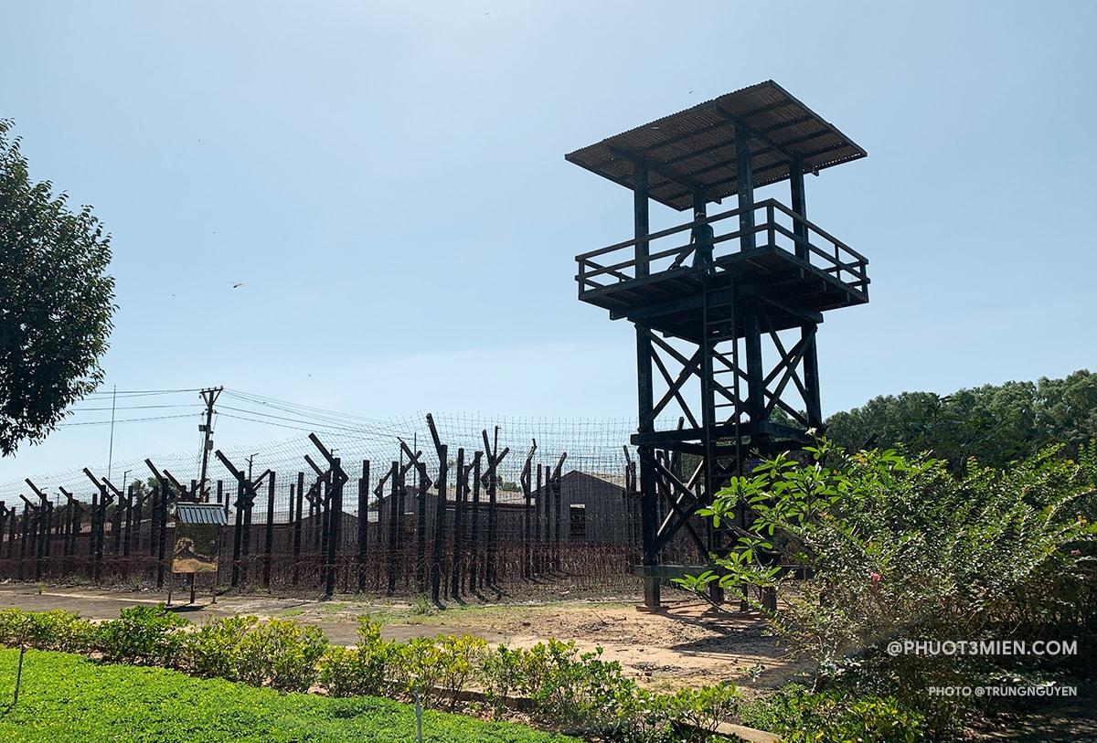 giác canh tại nhà tù phú quốc