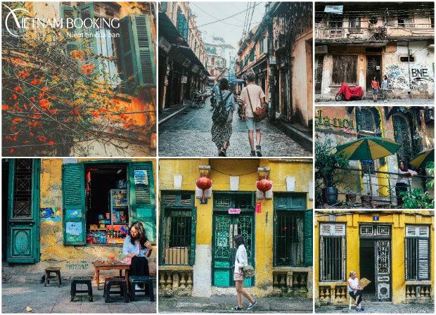 Dạo bước nơi những con phố cổ Hà Nội vào sớm tinh mơ sẽ là một hồi ức đáng nhớ trong đời. Ảnh: Internet