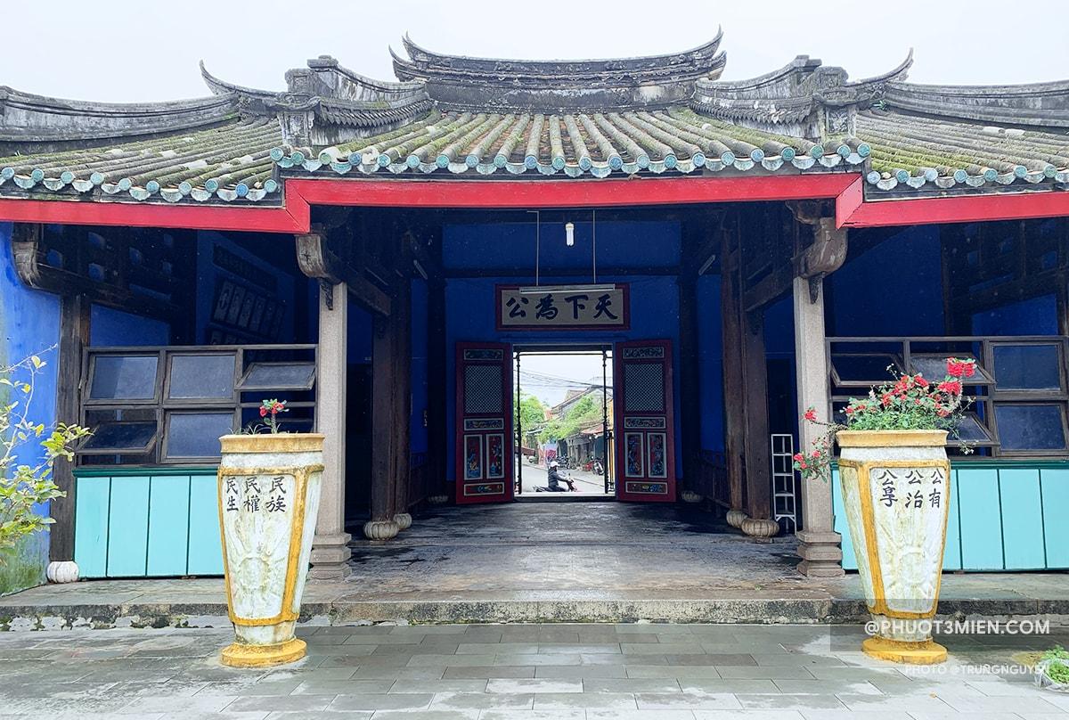 cổng chính