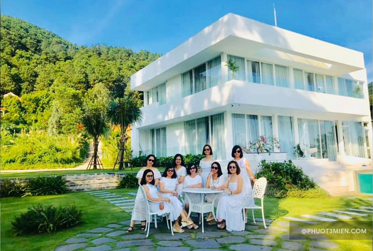 pha lê house - villa tam đảo