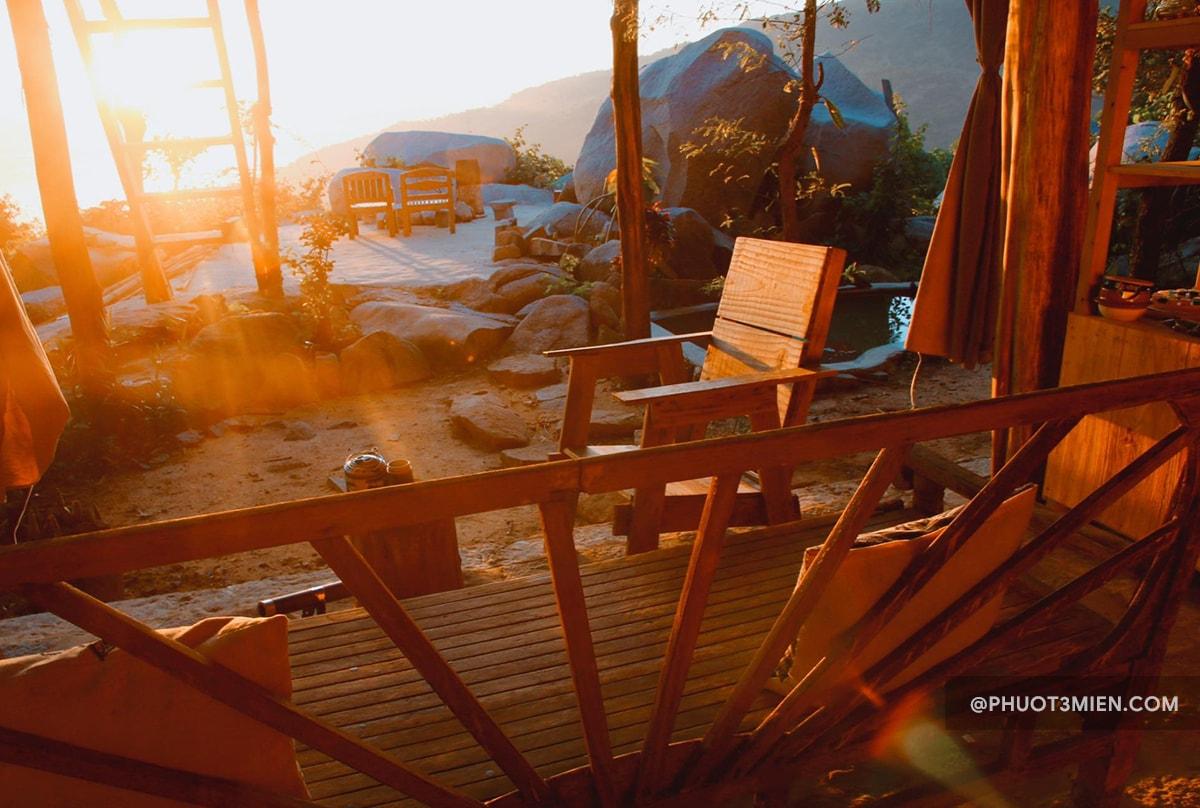 trại mối homestay