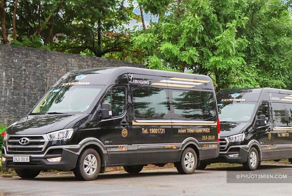 X-E Limousine đi Ninh Bình