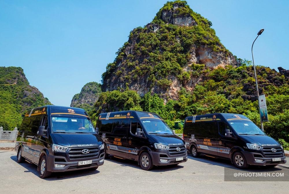 Duy Khang Limousine đi Ninh Bình