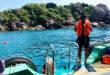 lặn ngắm san hô tour 3 đảo phú quốc