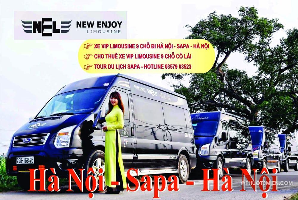 new enjoy limousine