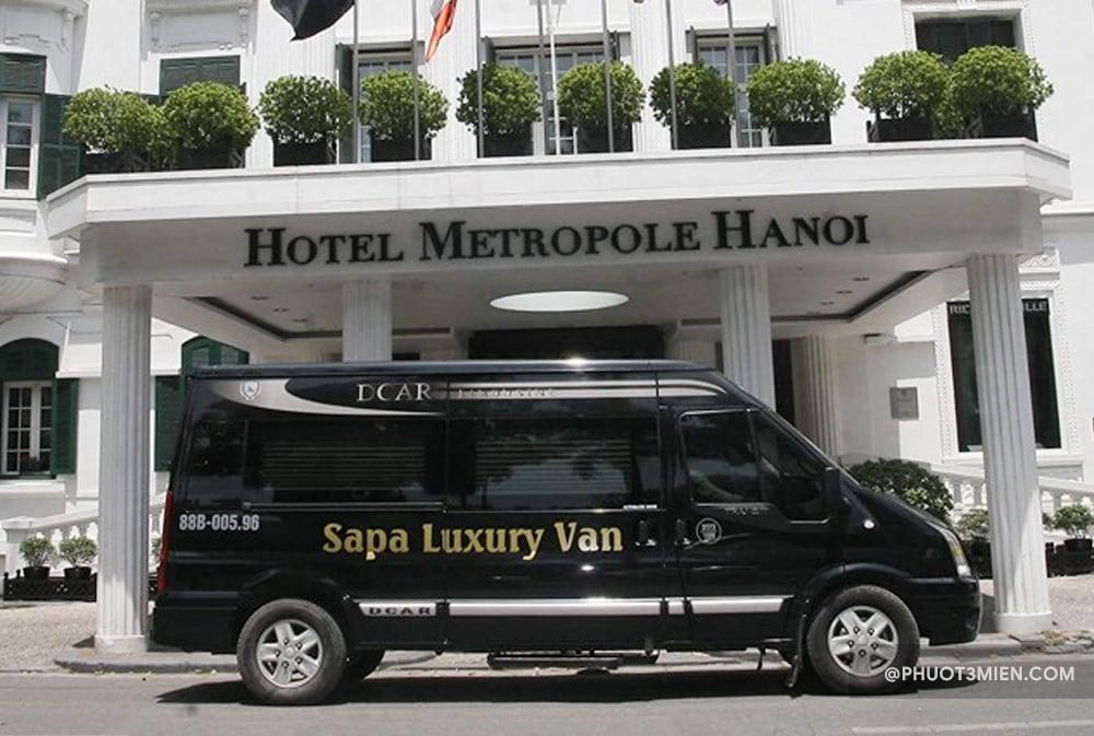 Luxury Van sapa