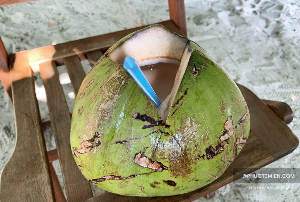 dừa 40k/trái