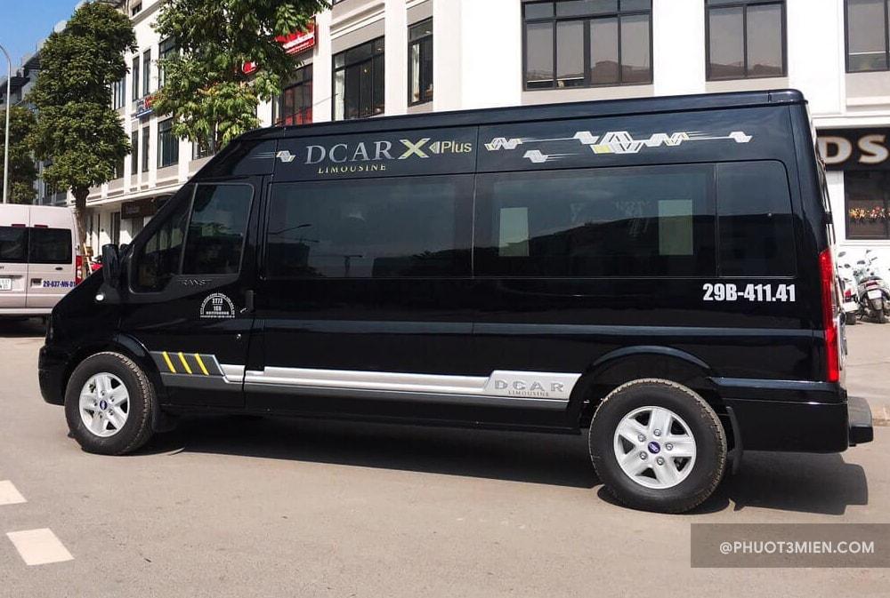 xe trường thanh limousine sapa