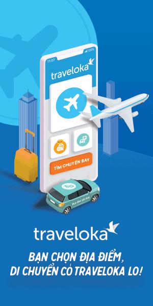 banner vé máy bay tết traveloka