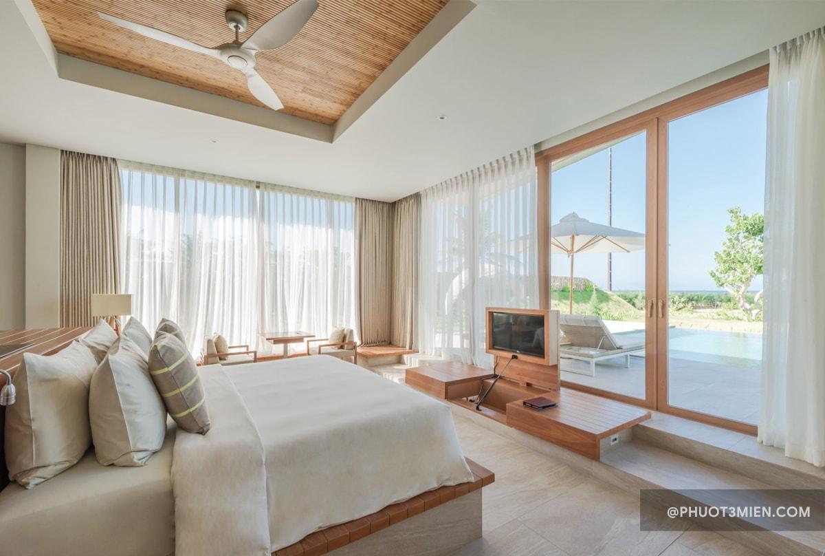 Phòng nghỉ tại Resort