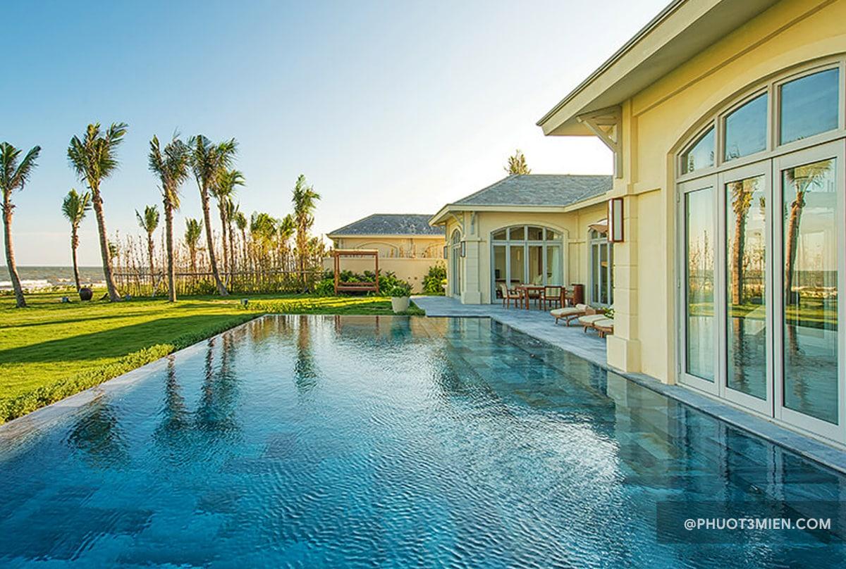 căn villa sea view