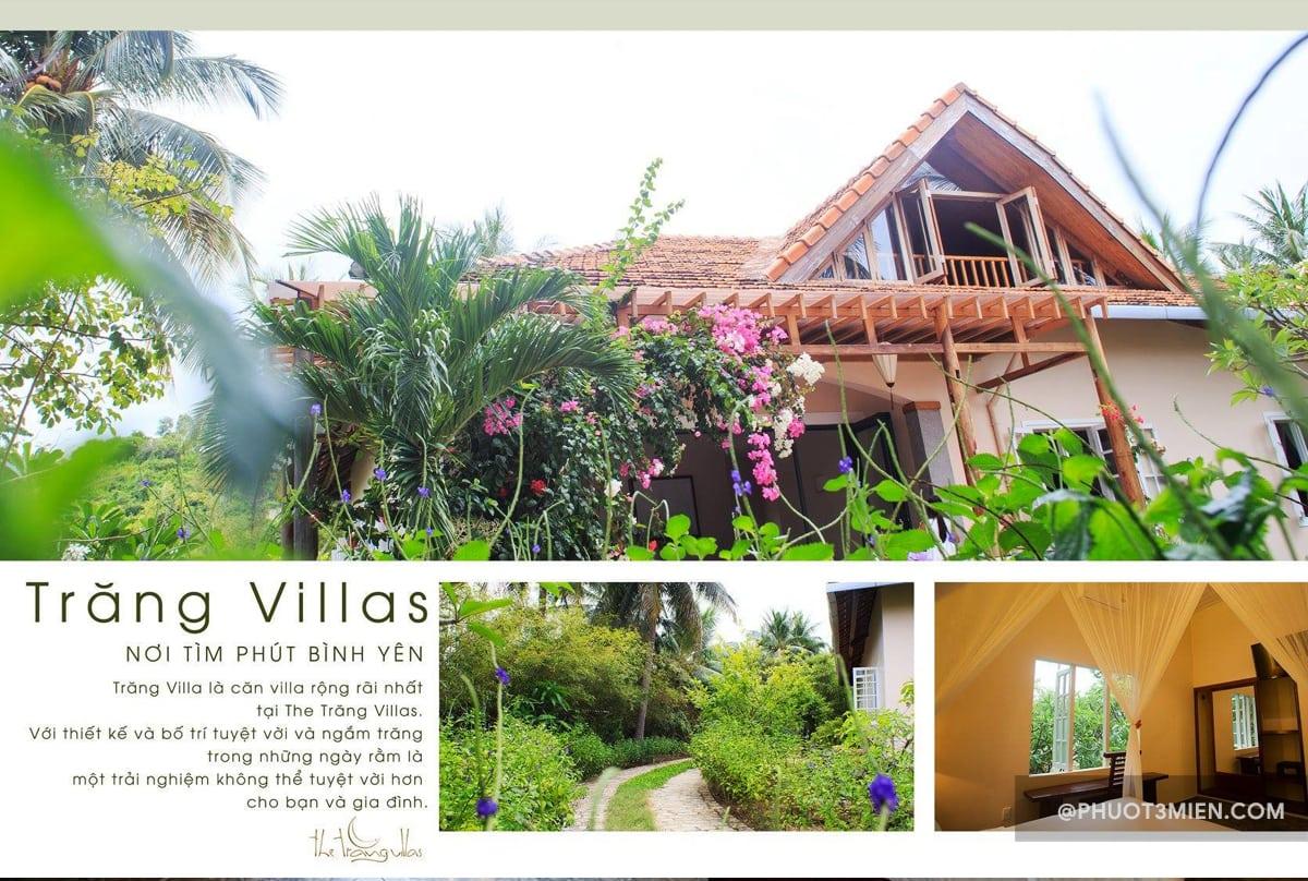 the trăng villas