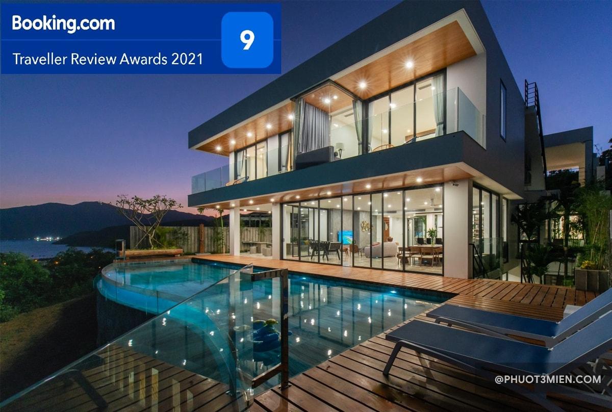 Trangs Villa nguyên căn có hồ bơi
