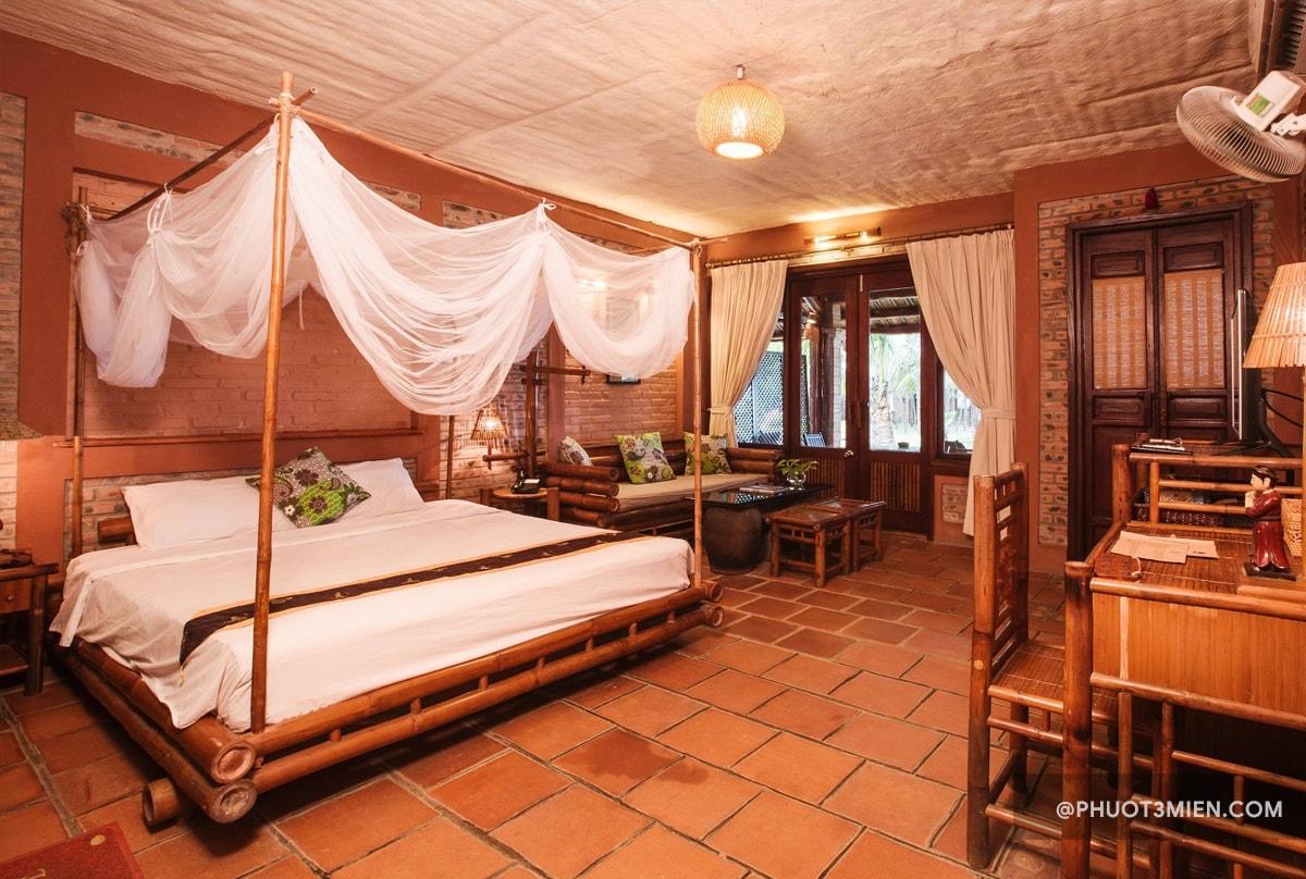 phòng ngủ tại vạn chài