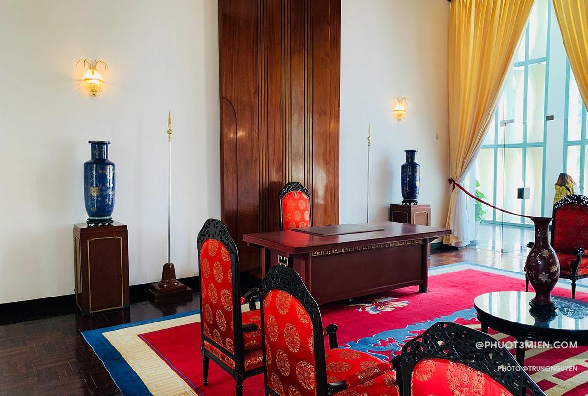Phòng tiếp khách