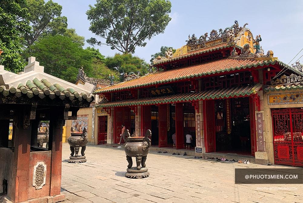 Miếu thờ tả quân Lê Văn Duyệt