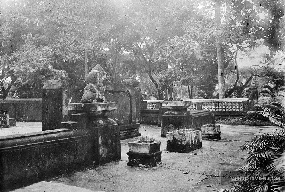 lăng Lê Văn Duyệt xưa