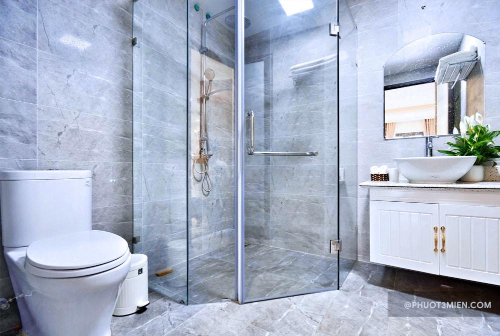Phòng Tắm tại Villa