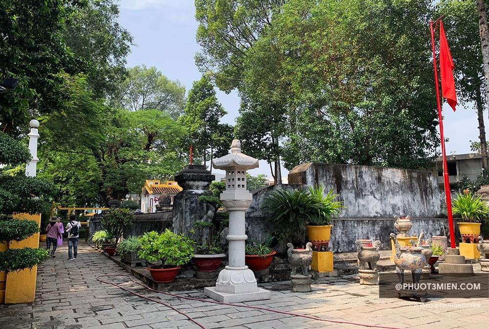 Phần Lăng Mộ Lê Văn Duyệt