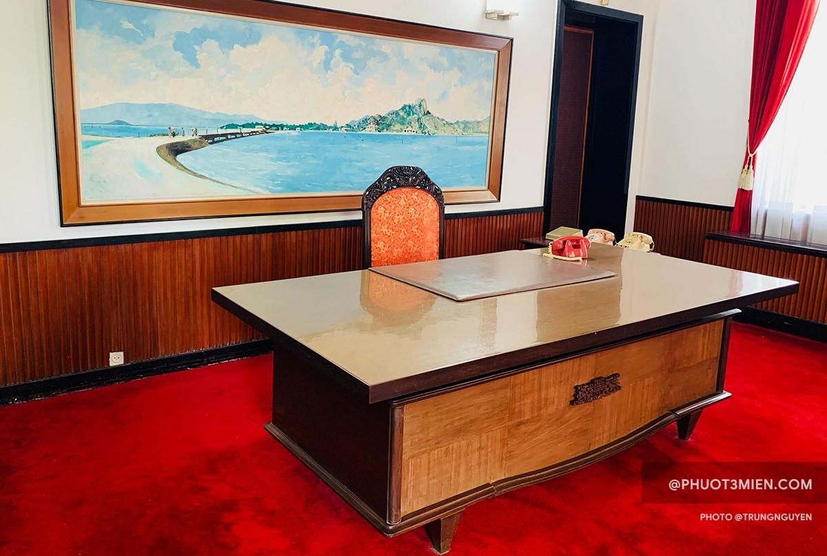 phòng làm việc tổng thống