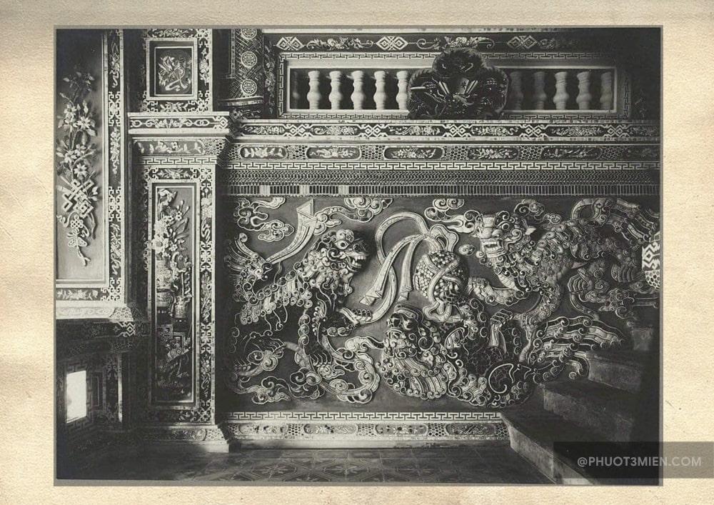 hình Cửu Tư Đài xưa