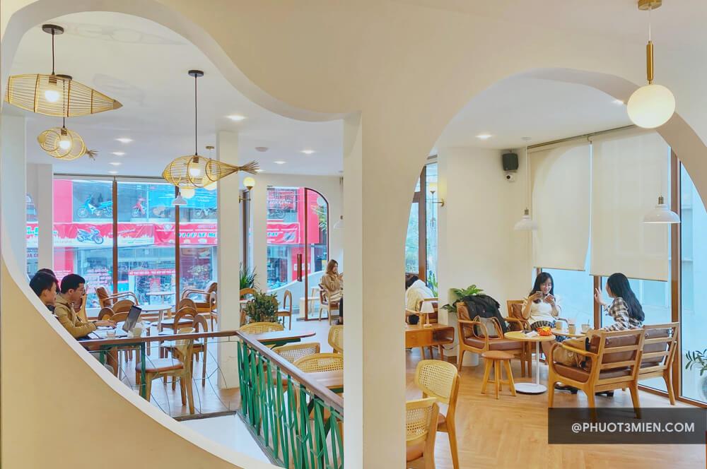 Gardénia - quán cafe đẹp ở Huế