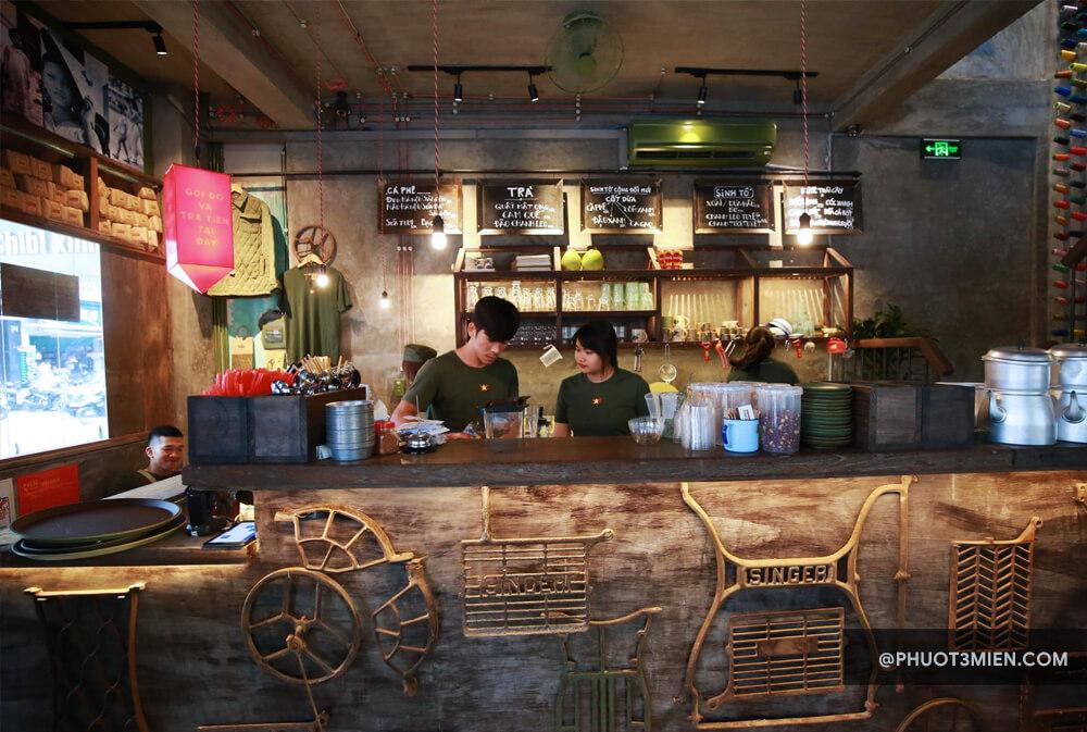Cộng Cafe Huế