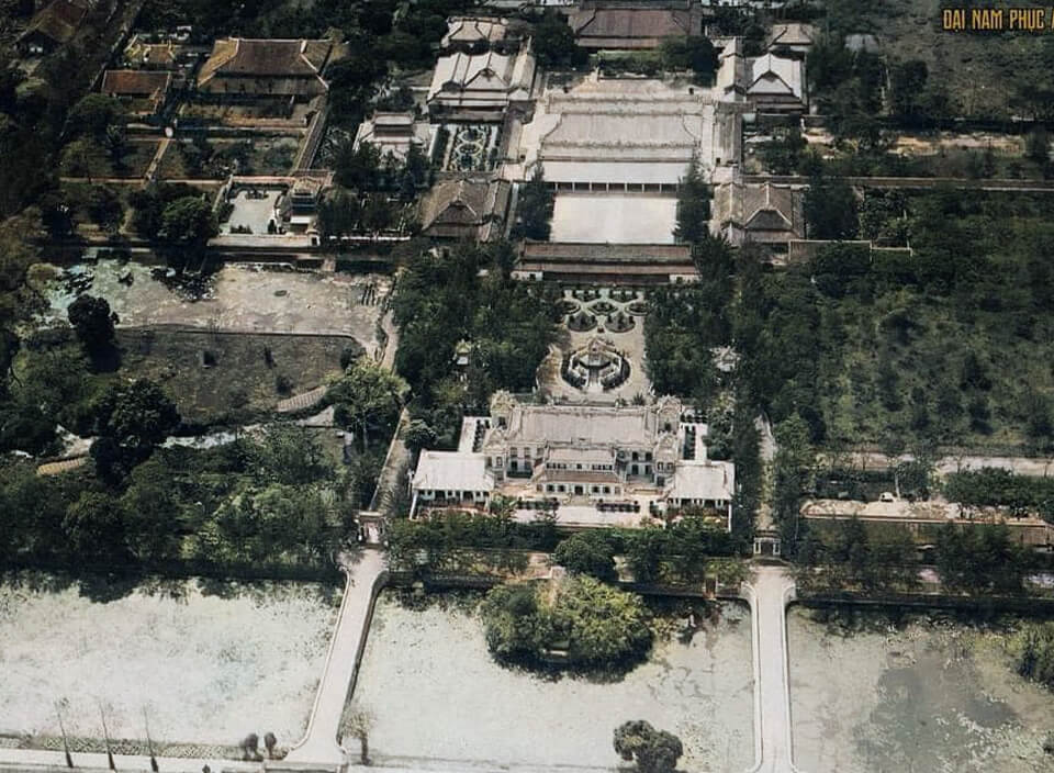 Kinh Thành Huế thời xưa