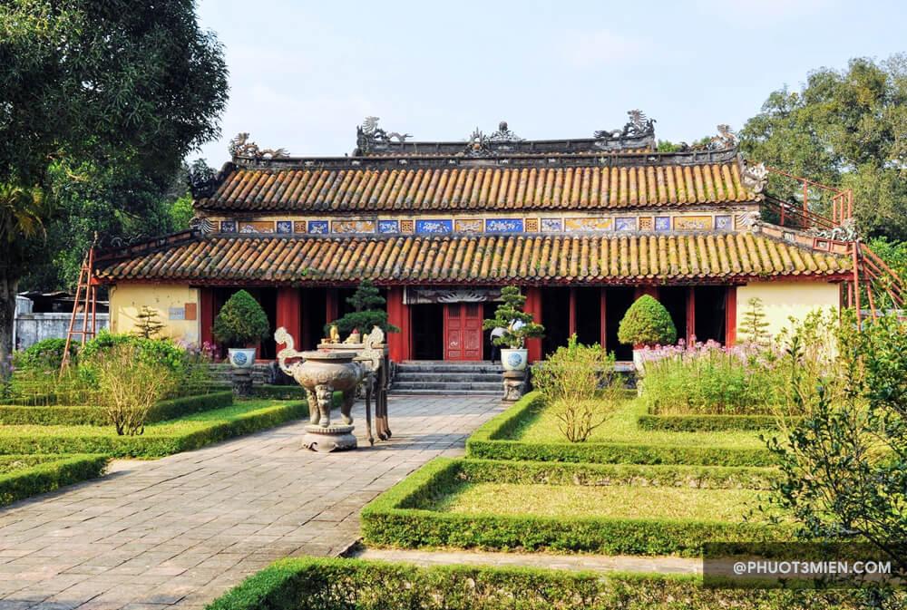 Điện Minh Thành