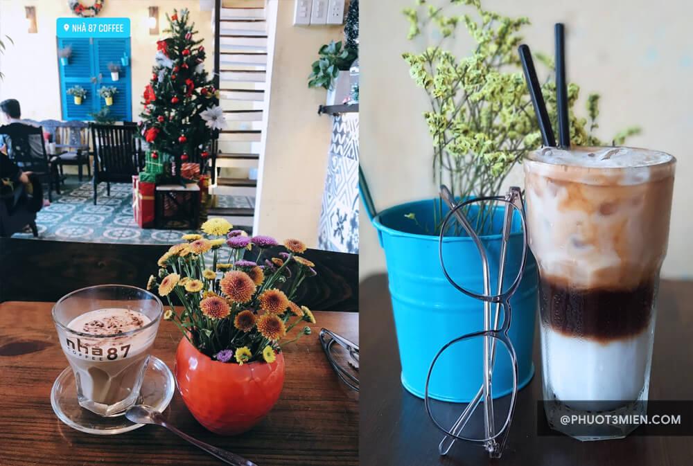 nhà 87 cafe