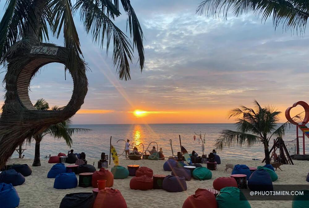 Tiki Beach Phu Quoc