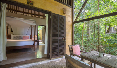 Mango Bay Resort Phu Quoc - Superior Gardenview Rammed Earth Bungalow