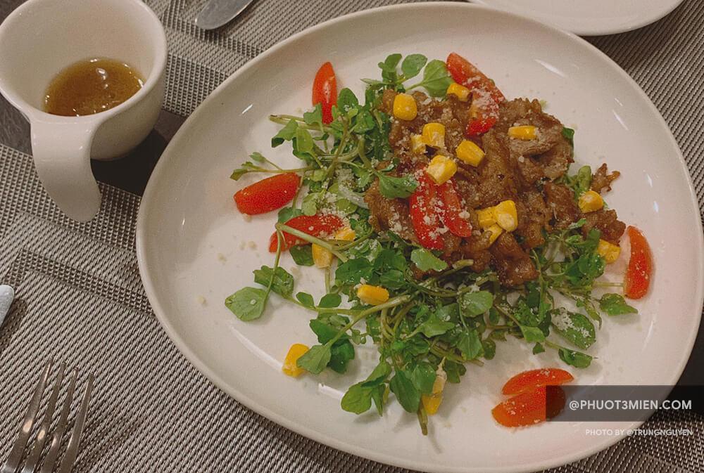salad bò