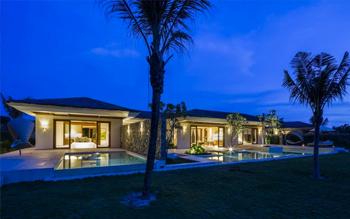 Villa Hướng Biển Ba Phòng Ngủ Hồ Bơi Riêng