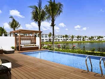 Villas - Three Bedroom Villa with Private Pool - Lake View