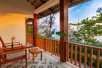 One-Bedroom Villa - Beach Front)