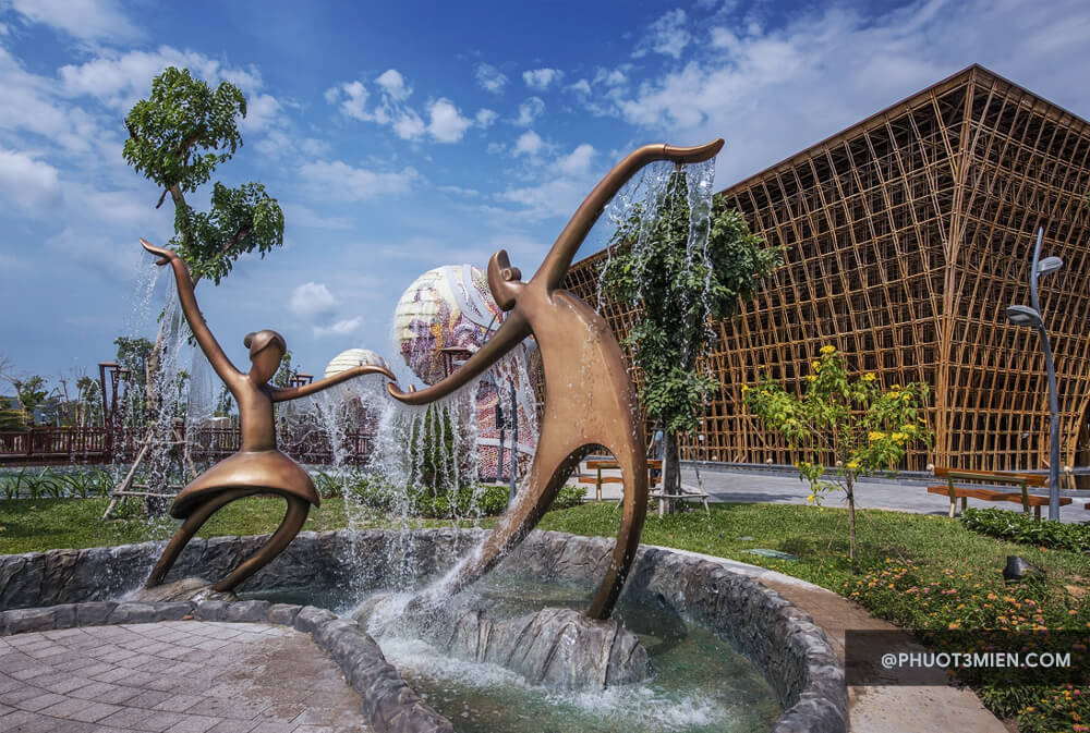 urban park - grand world phú quốc