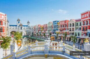 Venice Thu Nhỏ